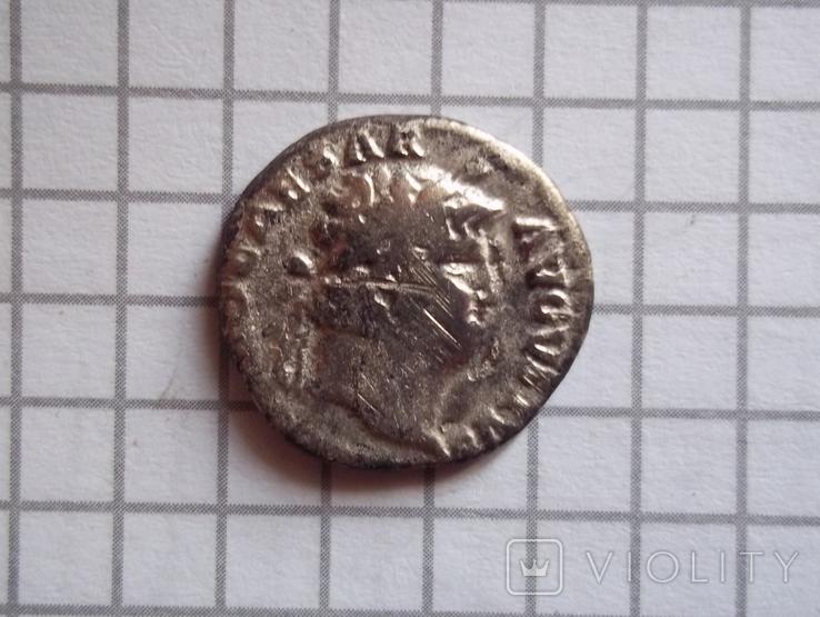 Денарій, Нерон. SALVS., фото №5