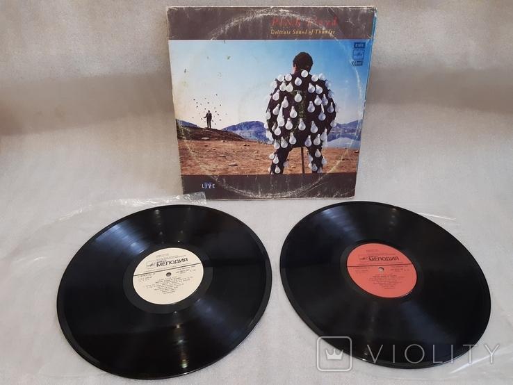 Pink Floyd 2 пластинки, фото №2