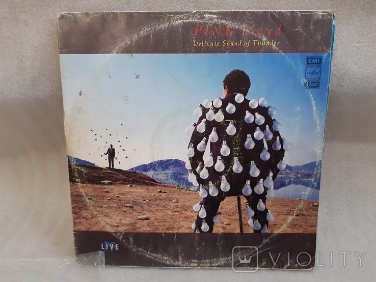 Pink Floyd 2 пластинки, фото №7