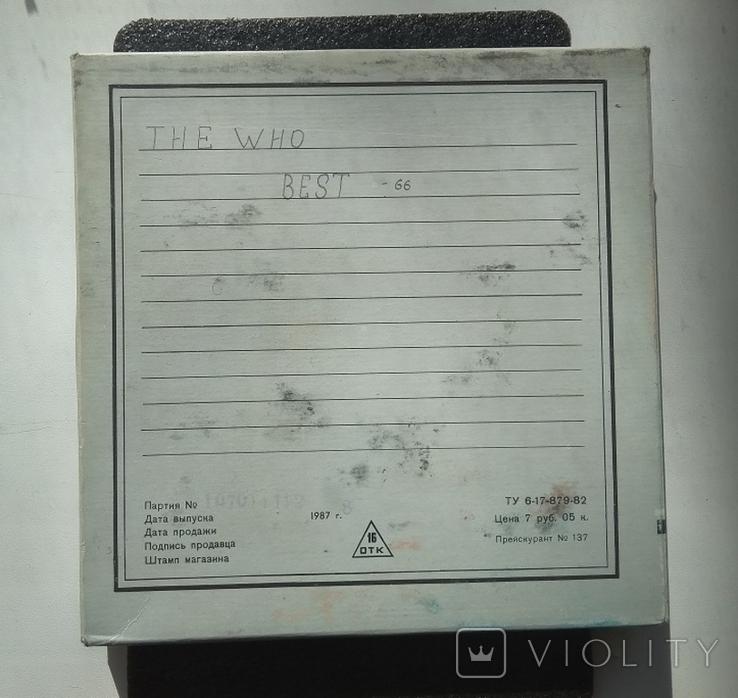 Ті, хто.../ The Who / Те, кто, фото №3