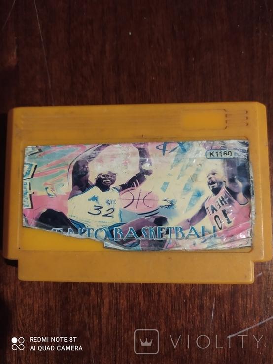 """Картридж для Dendy """" Basketball """", фото №2"""