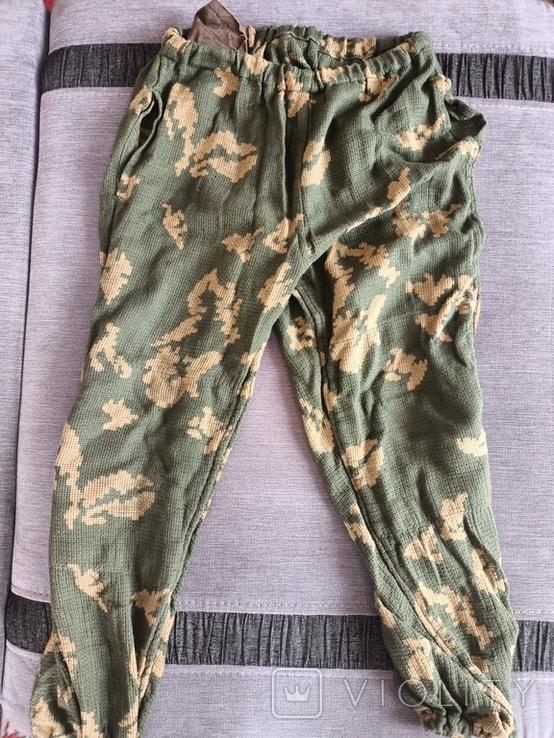 Военная маскеровочнная одежда, фото №8