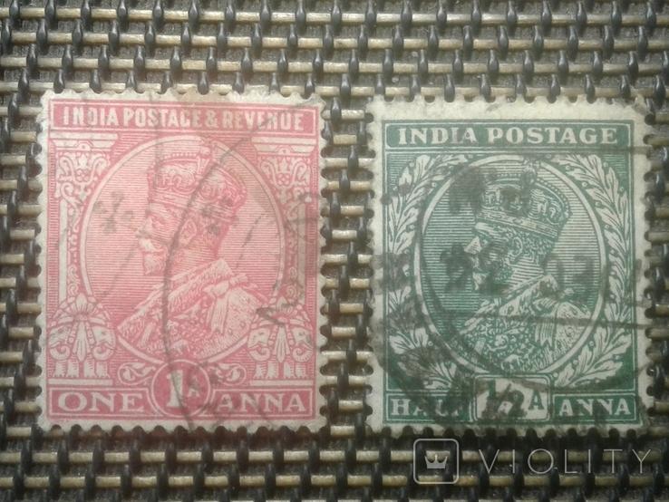 Британська колония Индия