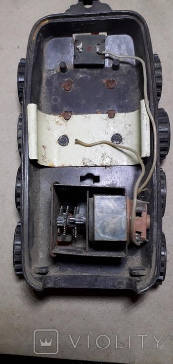 Электромеханическая запчасть к модели Луноход Марсоход Вездеход СССР, фото №5