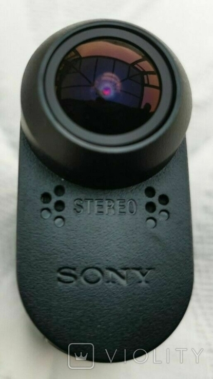 Sony HDR-AS30V WI-FI GPS камера + подводный бокс, фото №5