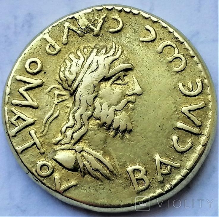 Статер Савромата ІІ, Боспор, електр, 174 - 211 рр., фото №2