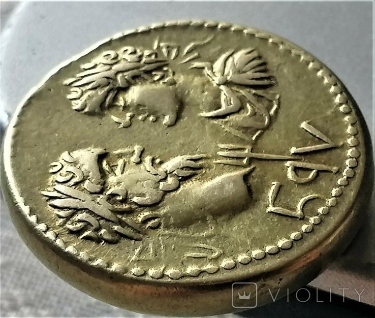 Статер Савромата ІІ, Боспор, електр, 174 - 211 рр., фото №8