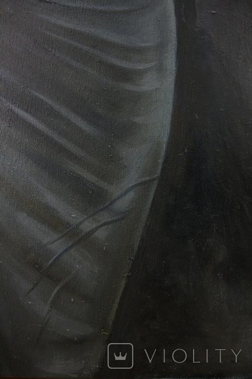 Панночка. 100х75 см. Холст, масло. Алек Гросс, фото №8