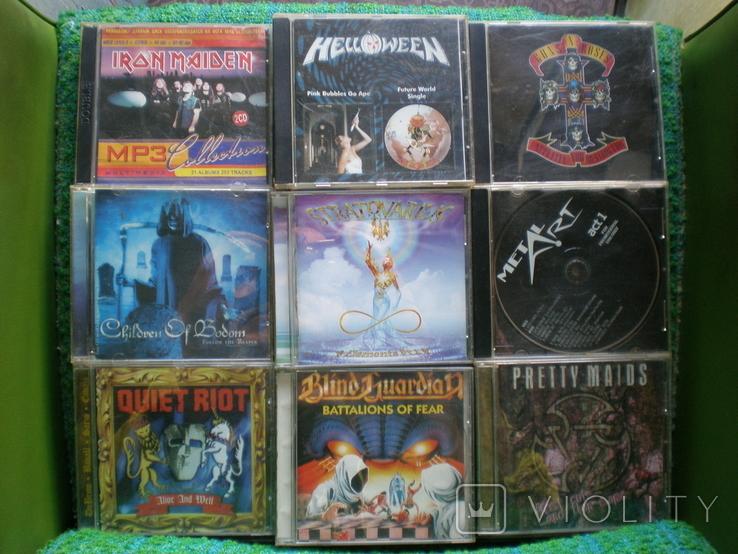 "CD Коллекция ""Monsters of rock"", фото №2"