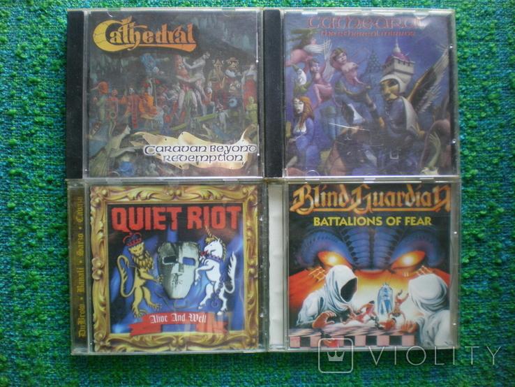 "CD Коллекция ""Monsters of rock"", фото №4"