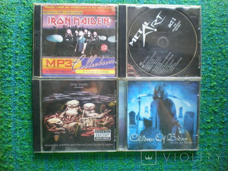 "CD Коллекция ""Monsters of rock"", фото №5"