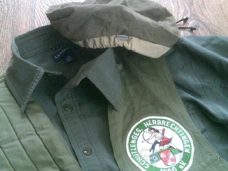 Комплект стрелковый (жилетка .рубашка, чехлы, кепи), фото №8