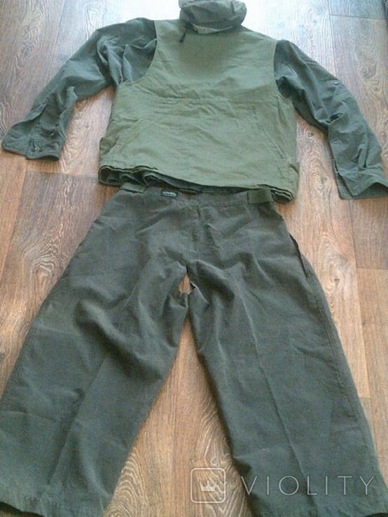 Комплект стрелковый (жилетка .рубашка, чехлы, кепи), фото №12