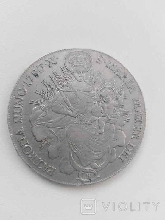 Таллер Иосиф ll 1783 г, фото №2