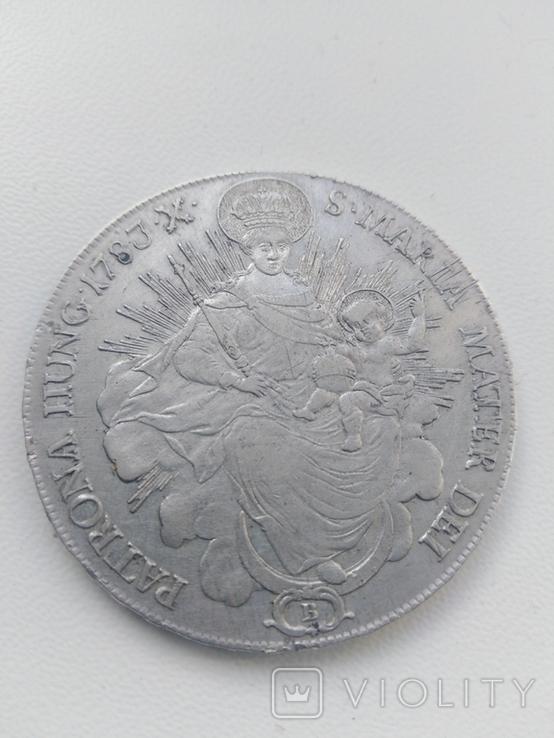Таллер Иосиф ll 1783 г, фото №3
