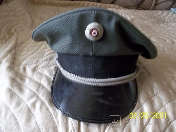 Фуражка офицерская австрийская армия. раз. 55.., фото №7