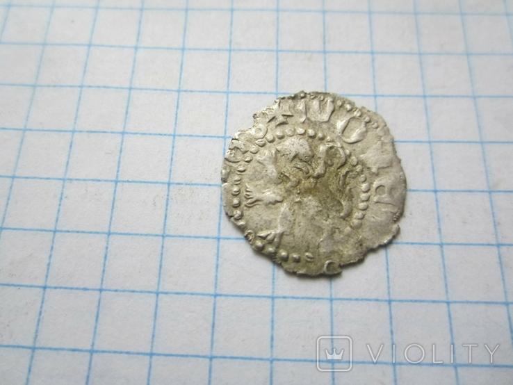 Монета Людвика Венгерского., фото №3