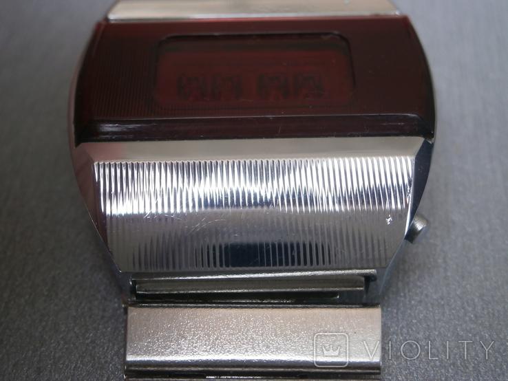 Часы Электроника -1 Пульсар Паспорт коробка, фото №10