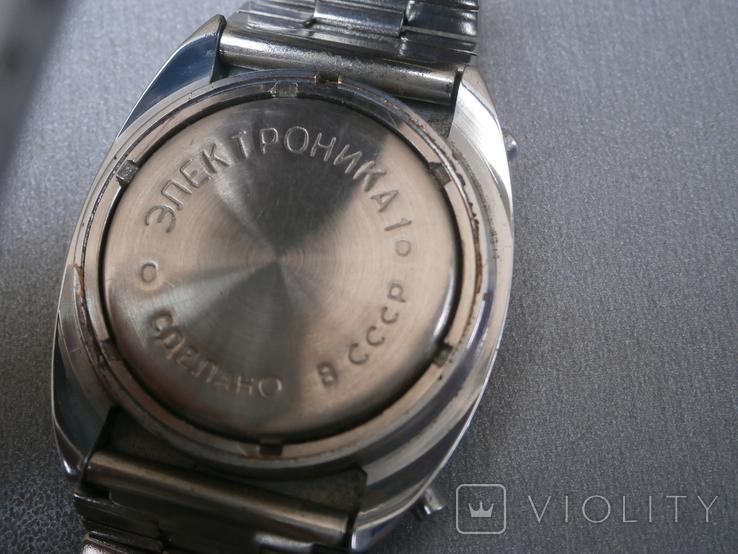 Часы Электроника -1 Пульсар Паспорт коробка, фото №13