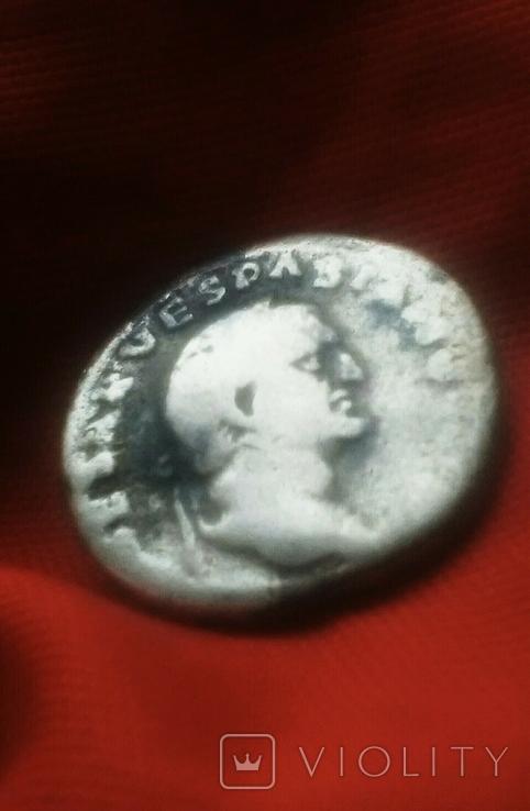 Веспасиан 69-79 года, фото №3
