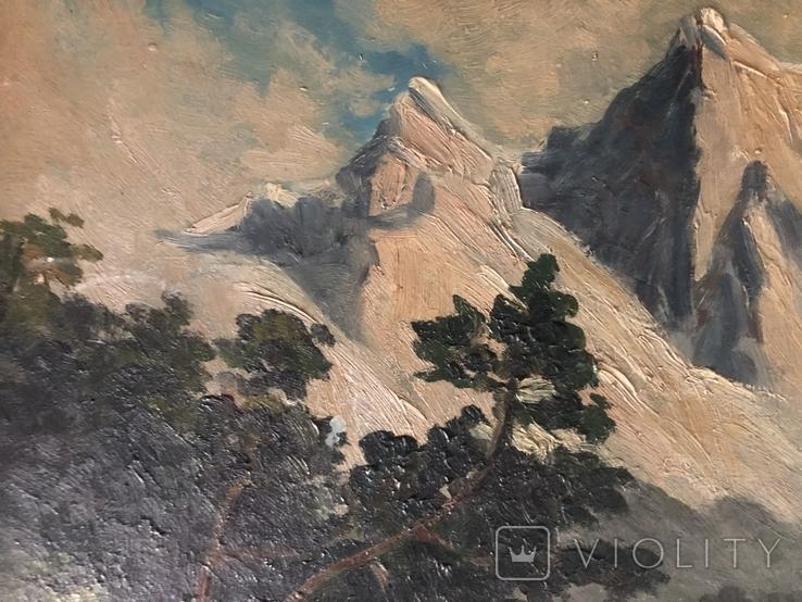 Gvasmaior. Горы в снегу., фото №4
