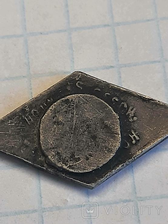 Гитлерюгент знак-накладка. 3 Рейх Германия. Копия, фото №10