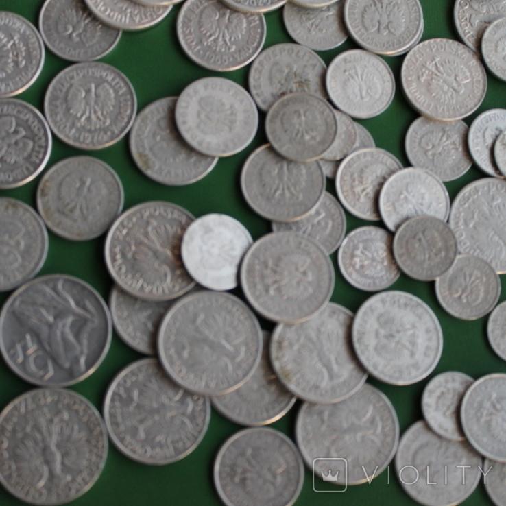 Польша 64 монеты одним лотом, фото №2