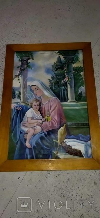 Икона Богородицы с Исусом, фото №2