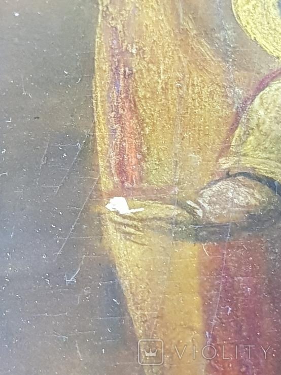 Икона Архангел Михаил, фото №6