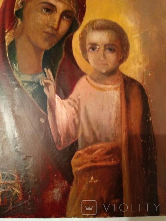 Богородиця Казанська, фото №4