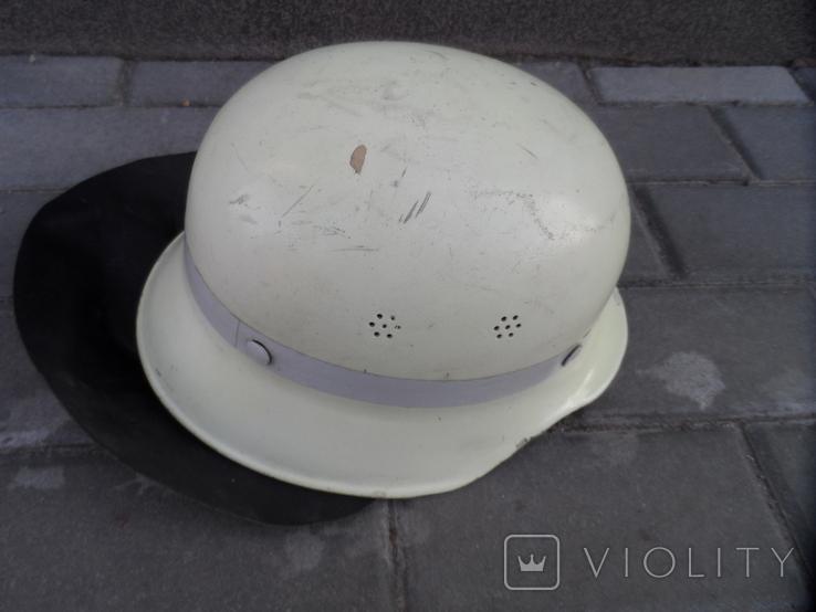 Каска шлем пожарного Европа лот 2, фото №4