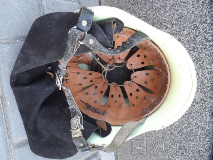 Каска шлем пожарного Европа лот 2, фото №12