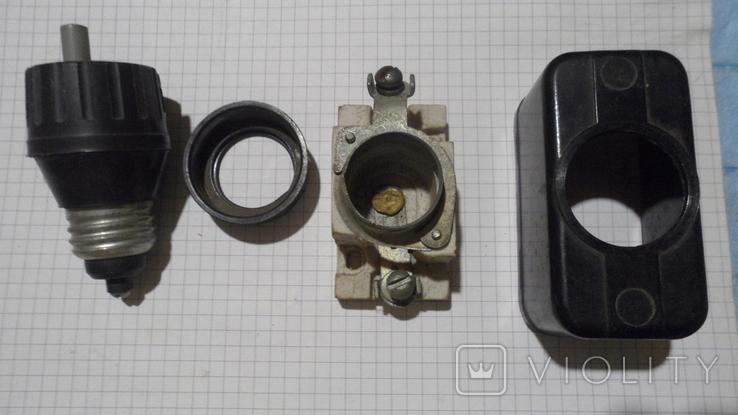 Пробка автомат. комплект, фото №2