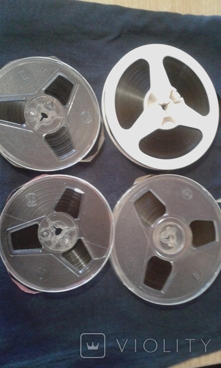 Магнитные ленты 4 штуки, фото №3