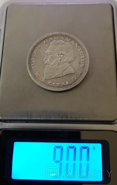 5 лит 1936, фото №6