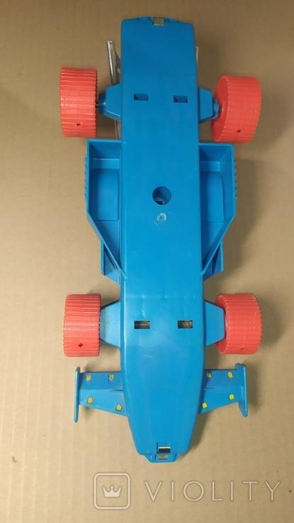 Гоночный автомобиль. SPORT 5. Формула 1. Игрушка СССР., фото №11