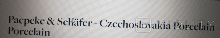 Старая Чехословакия. Фруктовница ,конфетница ., фото №7