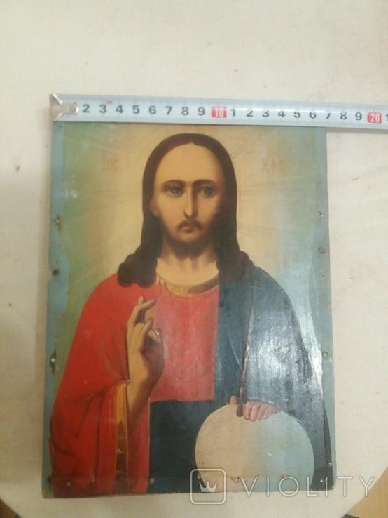 Икона Иисуса Христа, фото №4