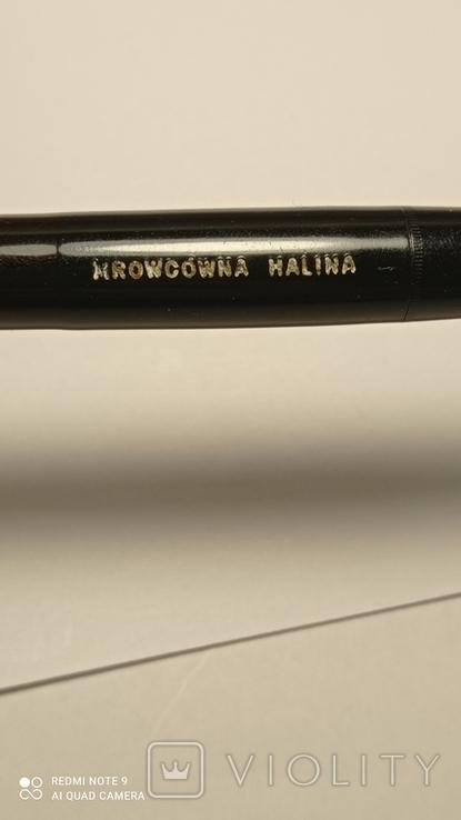 Винтажная именная ручка Barclay Vacuum lll 1302, фото №5