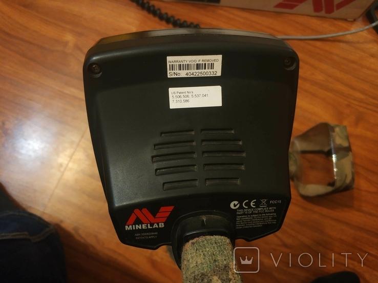Minelab E-trac металошукач мультичастотний, фото №10