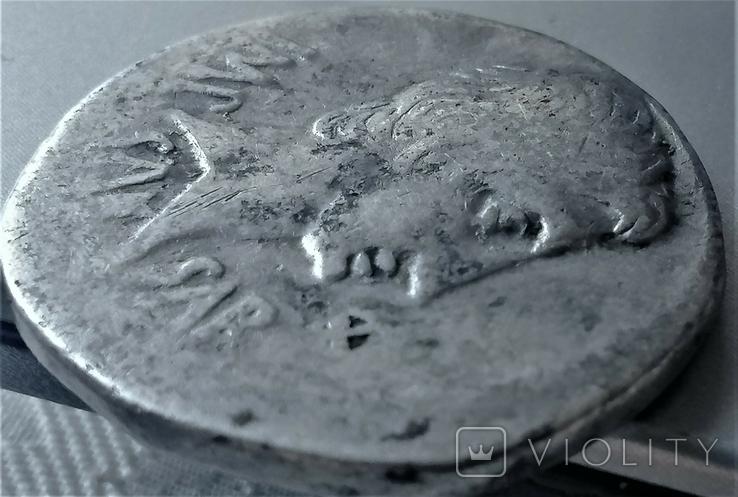 Кістофор Октавіана Августа, Іонія, Ефес, срібло, фото №8