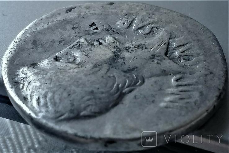 Кістофор Октавіана Августа, Іонія, Ефес, срібло, фото №10