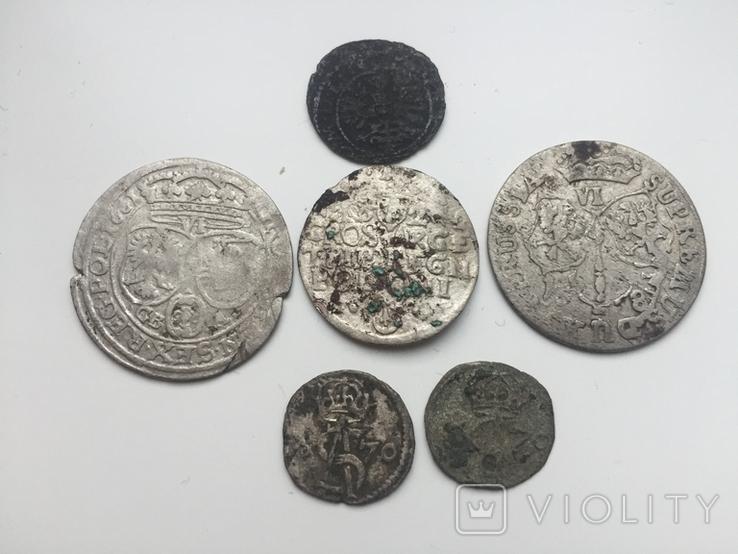 Шостак Львів, Фрідріха, Трояк 1622 і інше, фото №5