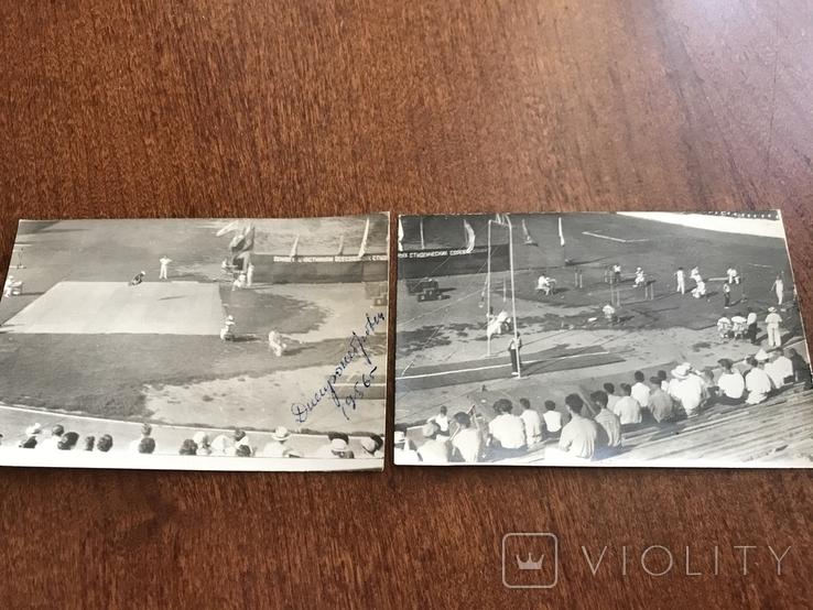1956 Днепропетровск Всесоюзные студенческие соревнования, фото №4