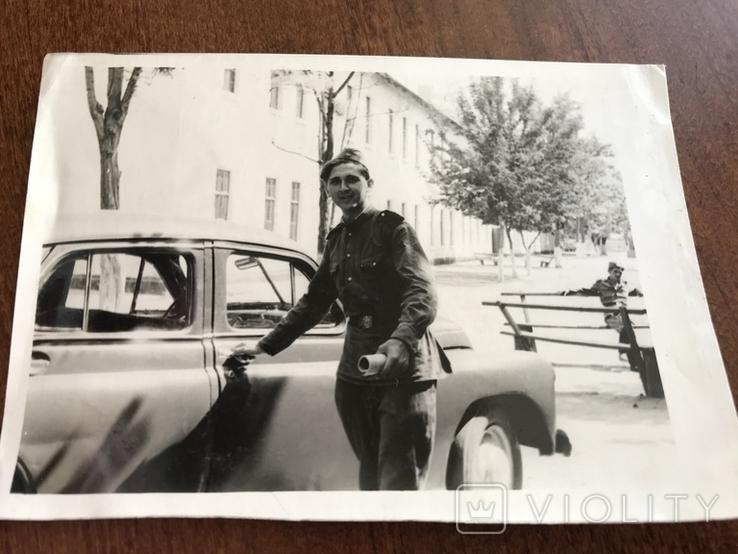 Автомобиль Победа Солдат, фото №3