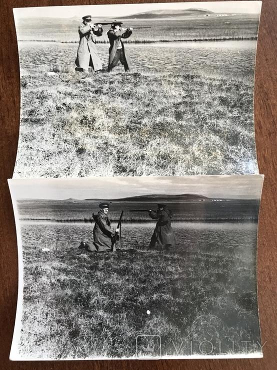 На охоте два фото, фото №7