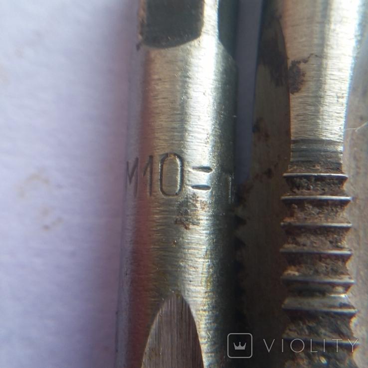 Метчики м10, фото №3
