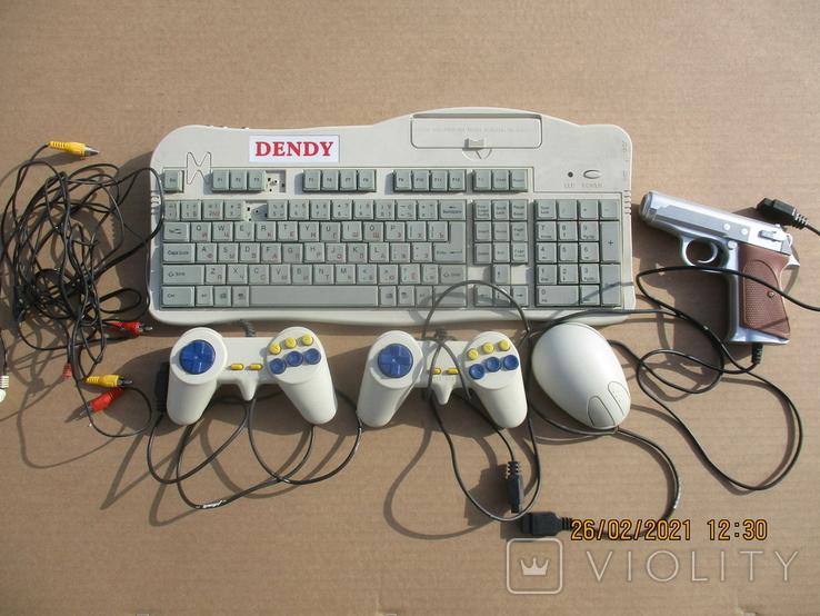 Игровая приставка Денди, фото №2
