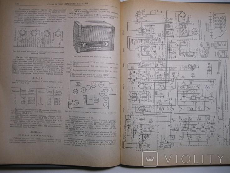 Е.А.Ливитин Л.Е.Ливитин Радиовещательные приемники 1967г., фото №6