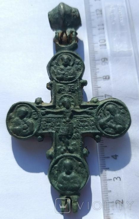 Крест Энколпион КР